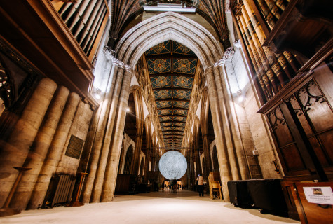 Museum of the Moon Hull Minster (c) Tom Arran (16)