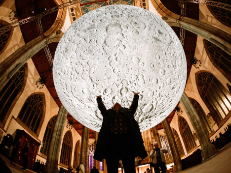 Museum of the Moon Hull Minster (c) Tom Arran (6)