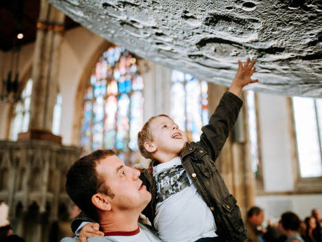 Museum of the Moon Minster (c) Tom Arran (1) Family