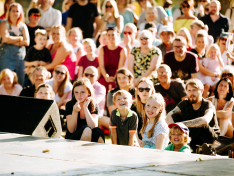 Sunday Fraser Hooper Festival Gardens (c) Tom Arran (28) audience